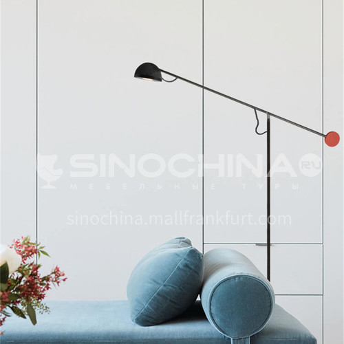 Fashionable Nordic Creative Individuality Simple Adjustable Floor Lamp YDH-6013